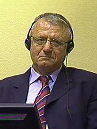 Deputy Prime Minister of Serbia - Image: Vojislav Šešelj