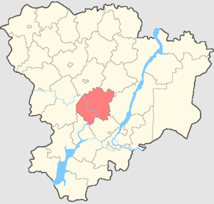 Ilovlinsky District