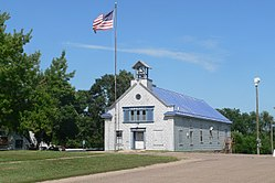 Volin, SD, town hall from SW 5 long.jpg