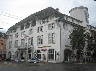Volkshaus - Volkshaus