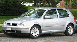 VW Golf Mk4 (US)