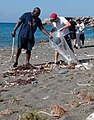 Volunteers clean up Cable Beach, Guantanamo, 2012 10 -b.jpg