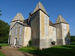 Cirey-lès-Mareilles - Image: Vue générale du château