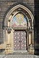 Vyšehrad - chrám sv. Petra a Pavla - detail 4.jpg