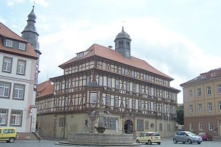 Vacha, Germany Place in Thuringia, Germany