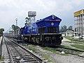 WDP-4 loco hauled Rajdhani Express (NDLS-DBRT).jpg