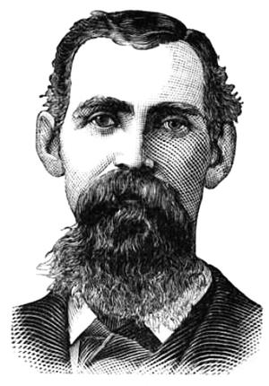 William Couch - William L. Couch in 1888