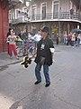 WWOZ 30th Birthday Parade Royal Dee.JPG