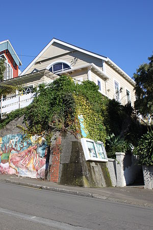 Wadestown, New Zealand - Wadestown Community Centre