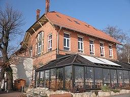 Waldhaus in Erfurt