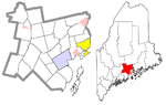 Waldo County Maine Incorporated Areas Stockton Springs Highlighted.png