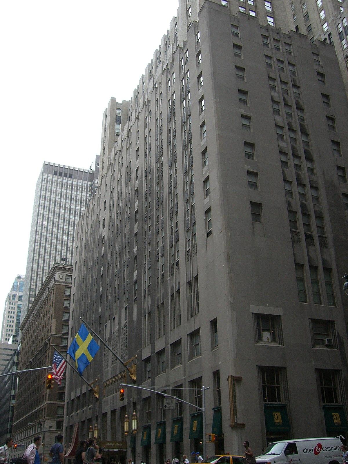 Waldorf astoria wikipedia la enciclopedia libre for Hotel waldorf astoria