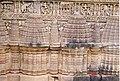 Wall relief sculpture in Amrutesvara temple at Amruthapura.jpg
