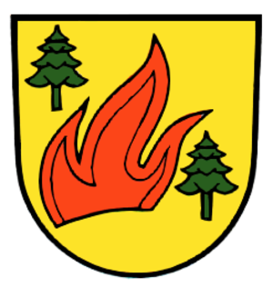 Gschwend, Baden-Württemberg - Image: Wappen Gschwend