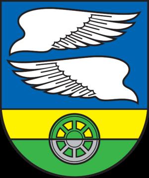 Hörsching - Image: Wappen at hoersching
