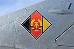 Wappen der DDR auf dem Jagtflugzeug MIG 21- F13 ..2H1A9953ОВ.jpg