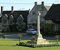 War Memorial, Biddestone - geograph.org.uk - 1736656.jpg