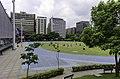 Warm Up Field, Taipei Stadium 20150628.jpg