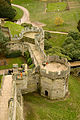 Warwick Castle's Bear and Clarence Towers.jpg