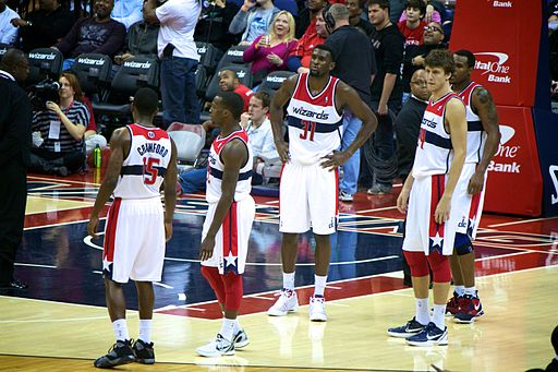 Washington Wizards reserves