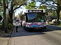 Wave Transit Route 205 boarding on South Front Street, Wilmington, North Carolina.jpg