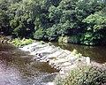 Weir on River Torridge - geograph.org.uk - 37918.jpg