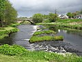 Weir on the River Doon - geograph.org.uk - 179335.jpg