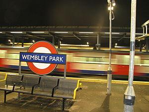 Nearest Service Station >> Wembley Park tube station - Wikipedia