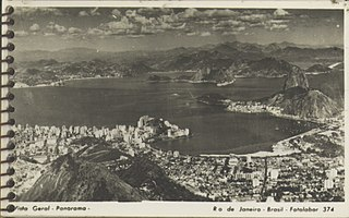 Vista geral - Rio de Janeiro