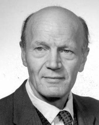 Werner Romberg - Image: Werner Romberg