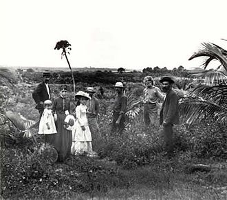 West Palm Beach, Florida - West Palm Beach in the 1880s