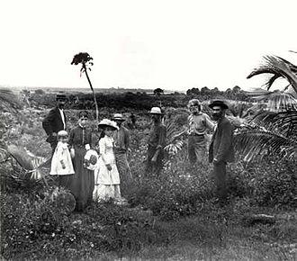 West Palm Beach, Florida - West Palm Beach in the 1880s
