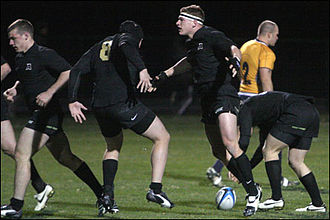 Army Black Knights - Army men's rugby