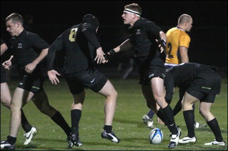 West Point Rugby Player