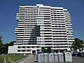 Westfassade Norikushochhaus Nürnberg-Tullnau 01.JPG