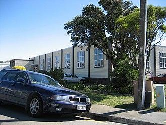 Weta Workshop - Weta Workshop buildings in Miramar