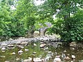 Wetton Mill Bridge From The River Bed - geograph.org.uk - 959482.jpg