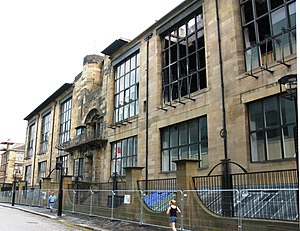 Glasgow School - Glasgow School of Art
