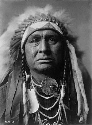 Joe Medicine Crow - White Man Runs Him.