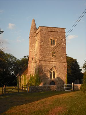 Whitson - St. Mary's Church in 2009