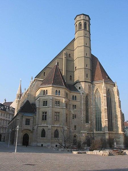 File:WienMinoritenkirche.jpg