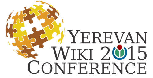 WikiConference Yerevan 2015 logo.png
