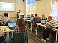 WikiLive 2018 in Serbia, Editing Wikipedia, Nebojša 4.jpg