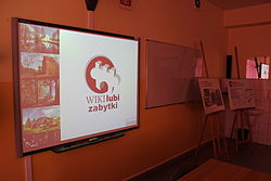 Wiki Loves Monuments - exhibition in Września 01.JPG
