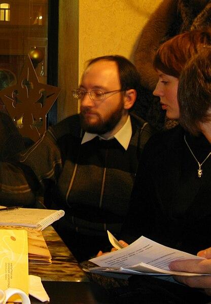 File:Wiki pavel katia alexey 01 06 2007.jpg