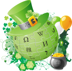 Wikipedia St Patrick's Day.png