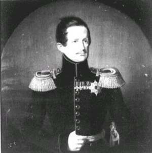 William, Duke of Nassau - Image: Wilhelm, duke of nassau