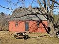 Willard House and Clock Museum outbuilding - North Grafton, MA - DSC04505.JPG