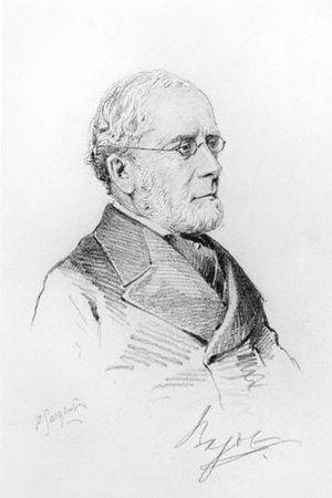 William Bagot, 3rd Baron Bagot - William Bagot, 3rd Baron Bagot, pencil, Frederick Sargent, circa 1880. National Portrait Gallery, London