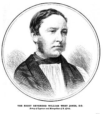 William West Jones - William West Jones from Church Bells (1875)